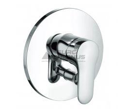 KLUDI Смеситель для ванны однорычажный скрытого монтажа Objekta (326500575)