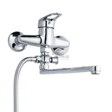 ZEGOR Смеситель для ванны однорычажный Z61-LOP-A043