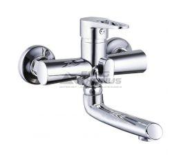 ZEGOR Смеситель для ванны однорычажный Z63-PUD3-A045