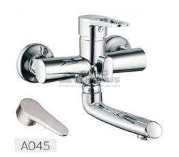 ZERIX Смеситель для ванны однорычажный PUD3 045