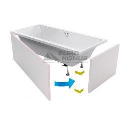 EXCELLENT Панель для ванн Flex System OBEX.P.18X85WH