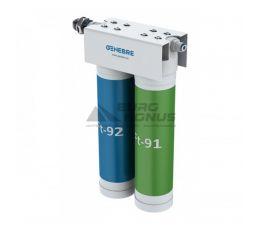 GENEBRE Фильтр для воды двухступенчатый FT01