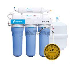 ECOSOFT Фильтр обратного осмоса Absolute 5-50 (MO550ECO)