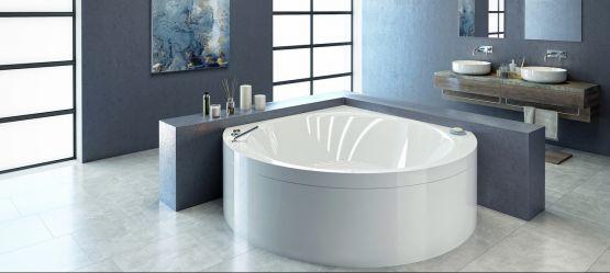 Как выбрать угловую ванну?