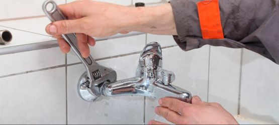 Как установить смеситель для ванной