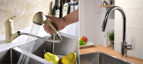 Выбор смесителя для кухни: ключевые моменты