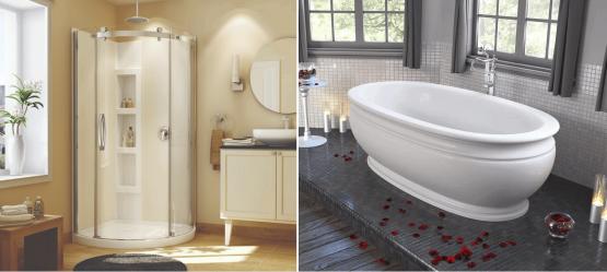 Душевая кабина или ванна — что лучше?